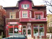 Fast food restaurant for rent facing main street in the top center of Veliko Tarnovo