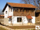 Renovated two-storey house the village of Paskalevets, 28 km away from Veliko Tarnovo