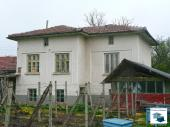 Spacious rural house with big garden and orchard in the village of Agatovo, 17 km from the nearest town