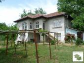 Two-storey house with big garden located in a picturesque fishing area, 15 km from the nearest town