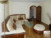 Fully-furnished three-bedroom apartment for rent, attractively located in the central part of Veliko Tarnovo