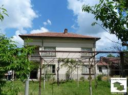Two-storey house in the village of Burya, 35km away from Veliko Tarnovo