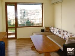 Fully-furnished one-bedroom apartment for rent, attractively located in the centre of Veliko Tarnovo