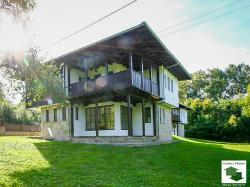 Newly-built house with а sauna in the village of Shilkovci, just 10 km from the town of Elena and 32 km from Veliko Tarnovo.