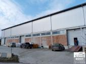 A convenient warehouse, located in the village of Ledenik only 5 km away from the town of Veliko Tarnovo