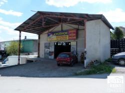Warehouse with a loading bay for rent located in Veliko Tarnovo