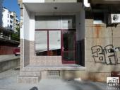 Commercial property facing a street for rent, with good location in Veliko Tarnovo