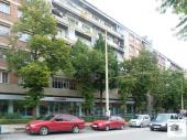 Spacious two-bedroom apartment with a garage, located on a main boulevard in the top centre of Veliko Tarnovo