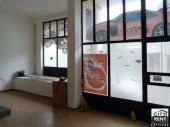 Shop with a storage and 2 parking lots, with good location for rent in a popular area, Veliko Tarnovo