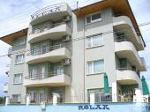 Newly-built, completely furnished hotel with a swimming pool for rent, in the town of Byala, minutes from the Black Sea coast