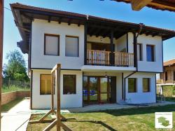 Newly-built, two-storey house in the village of Plakovo, 15 km away from Veliko Tarnovo