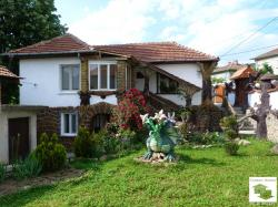 Two-storey, renovated house with unique design, settled in a quiet neighbourhood in Dryanovo