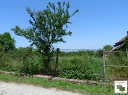 Regulated plot with panoramic view only 5 minutes away from Veliko Tarnovo