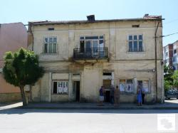 Detached two-storey house with a yard, 2 commercial property in the center of the town Pavlikeni
