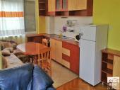"Two-bedroom furnished apartment for rent  in a new building in a closed complex in ""Akacia"" district"""