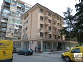 Shop for rent set on a lively street