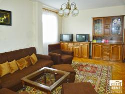 Spacious two-bedroom apartment in well-developed neighborhood in Veliko Tarnovo