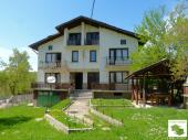 Furnished three-storey – detached-twin house in the picturesque  village Prestoi near the town of Tryavna