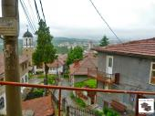 Two-storey house with a panoramic view located in Varusha district in Veliko Tarnovo