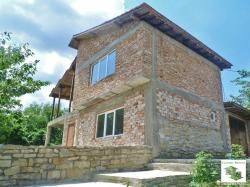 Newly built two-storey house in the village of Samovodene, 5 km away from Veliko Tarnovo