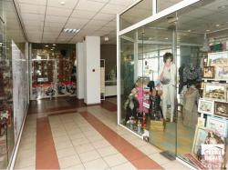 Completely finished shop in a trade center, in the central part of Veliko Tarnovo