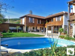 Two houses with а pool in a common yard, set amongst gorgeous mountainous nature, close to Veliko Tarnovo