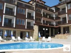 One-bedroom fully furnished apartment located in a closed complex near Sunny Beach