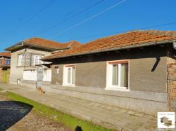 Two storey house with an extention, a garage in a well developed village, only 20 km south from from Veliko Tarnovo
