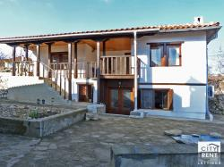 Fully furnished, renovated two-storey house in the village of Samovodene, 7 km away from Veliko Tarnovo