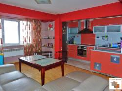 Two-bedroom, fully furnished apartment for sale in Buzludzha district in Veliko Tarnovo