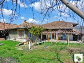 Two-storey house with big garden, in the preferred village of Pchelishte, only 15 minutes from Veliko Tarnovo