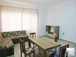 Fully furnished one-bedroom apartment with south exposure in Kartala district