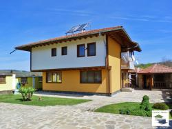 Newly built two-storey house with panoramic view, set in a picturesque Elena Balkan