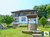 Two-storey house with local heating and panoramic view located near Veliko Tarnovo