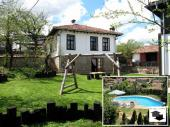 Three furnished houses for sale set in the picturesque village of Bebrovo