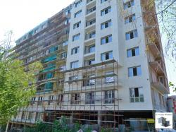 Two-bedroom apartment in a new building located in the center of Veliko Tarnovo