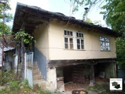 Two-storey house with 6 000 sq.m. land set in a picturesque small village close to Gabrovo