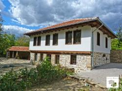 Completely renovated and partly furnished house built in traditional style in the village of Turkincha