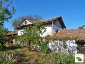 Two-storey house with a garage and а big garden in the village of Ivancha, 35 km from Veliko Tarnovo