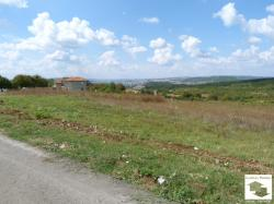 Attractive, regulated piece of land suitable for construction in the village of Malky Chiflik, moments from Veliko Tarnovo