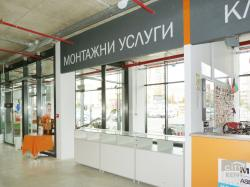 Business premises for rent located on the main road in Veliko Tarnovo