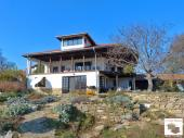 Completely renovated luxury, spacious and partly furnished house built in traditional style in the village of Turkincha