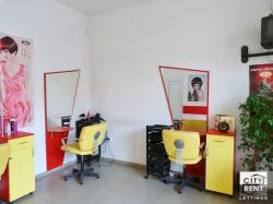 Furnished beauty saloon for rent located in well developed Akatsia district in Veliko Tarnovo