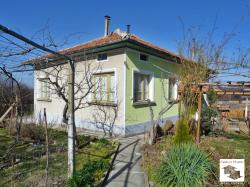 Partly renovated one-storey house in the village of Burya, 30 km away from Veliko Tarnovo
