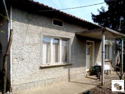 Two-bedroom solid house with a big yard located in the village of Karaisen 15 km away from the nearest town