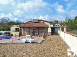 Two-storey newly built house with a swimming pool and panoramic view in the village of Belyakovec