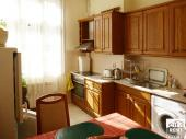Spacious house floor with a small garden for rent in the heart of the town  of Veliko Tarnovo