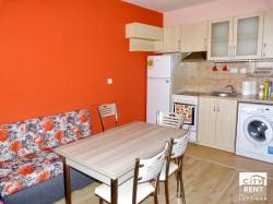 Newly-built one-bedroom apartment on the middle floor in Buzludzha district, Veliko Tarnovo