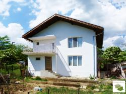 Four bedroom house with a garage and a wonderfull view at the outskirts of the town of Dryanovo