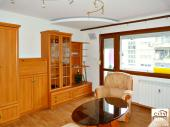 Furnished two-bedroom apartment for rent located in the top center of Veliko Tarnovo